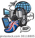 llustration of study english 36118805
