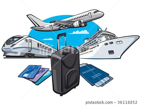 transport for travel 36118852