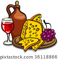 cheese and wine 36118866