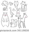 mouse, animal, rabbit 36119838
