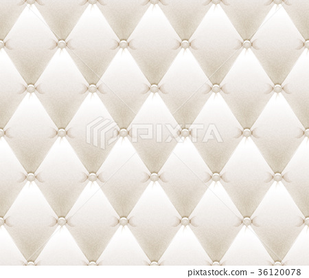 Sofa Texture White Stock Illustration 36120078 Pixta