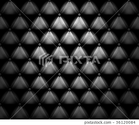 Sofa Texture Black Stock Illustration 36120084 Pixta