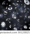 3d, jewel, stone 36120825