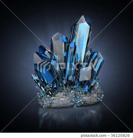 crystals 36120826
