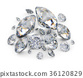 3d, diamond, jewel 36120829