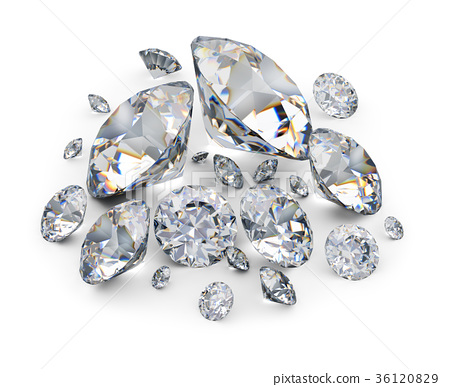 diamonds 36120829