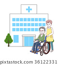 Wheel Chair, wheel-chair, wheelchair 36122331