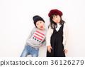 세련되고 귀여운 아이 36126279