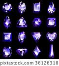 寶石紫 36126318