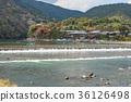 เกียวโต,อะระชิยะมะ,ฤดูใบไม้ร่วง 36126498