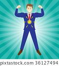 winner leader man 36127494