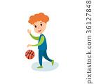孩子 運動 籃球 36127848