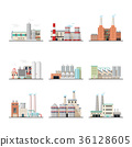 building, plant, industry 36128605