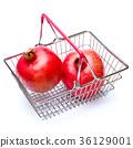 pomegranate, fruit, shopping 36129001
