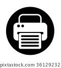 fax web icon 36129232
