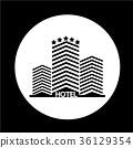 Hotel Icon 36129354