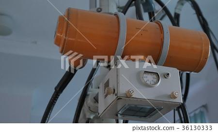 vintage x-ray machine 36130333