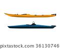 kayak, sea kayak, ocean 36130746