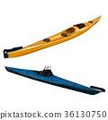 kayak, sea kayak, ocean 36130750
