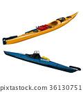 Sea Kayak A&Falt Kayak 6 36130751