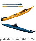 kayak, sea kayak, paddle 36130752