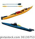 Sea Kayak A&Falt Kayak 8 36130753