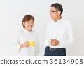 夫婦 一對 情侶 36134908