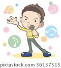 karaoke, kareoke, person 36137515