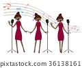 singer, singers, chorus 36138161