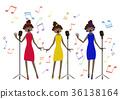 singer, singers, chorus 36138164