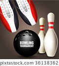 shoe bowling ball 36138362