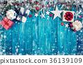 christmas, stars, decoration 36139109