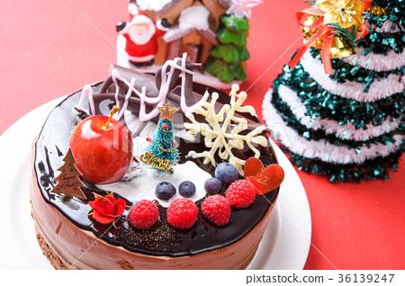 크리스마스 케이크 36139247