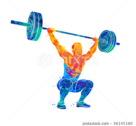 strong man powerlifting 36145160