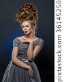 dress, female, woman 36145250