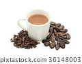 hot cocoa, cocoa beans, drink 36148003