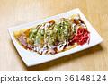 炒蕎麥麵 日式炒麵 食物 36148124