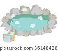 Hot spring 36148428