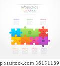 인포그래픽, 선택, 옵션 36151189