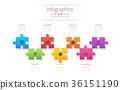 인포그래픽, 선택, 옵션 36151190
