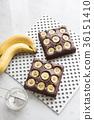 巧克力 喬科省 香蕉 36151410