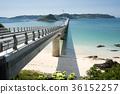 桥 桥梁 角岛大桥 36152257