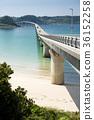 桥 桥梁 角岛大桥 36152258