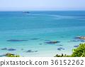 Sea and lighthouse of Ushigasedo 36152262