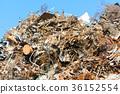 산업 폐기물, 쓰레기, 산 36152554