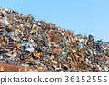 Industrial waste 36152555
