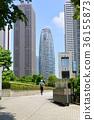 新宿 高層建築 高層 36155873
