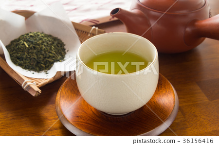 深蒸茶日本茶葉茶綠茶 36156416