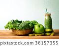 綠色 綠 蘋果 36157355