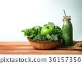 綠色 綠 蘋果 36157356
